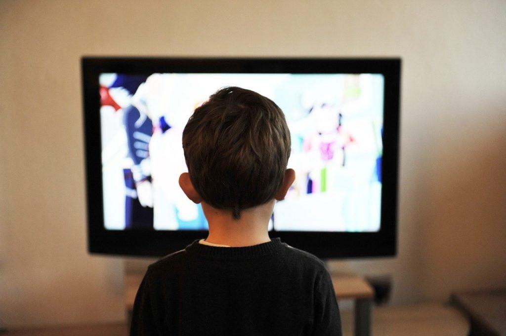 子供・テレビ