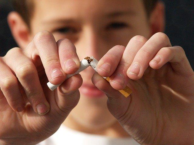 未成年喫煙防止