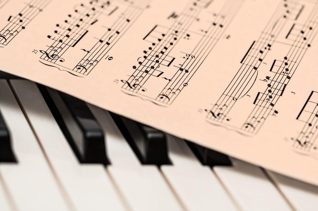 ピアノ・楽譜