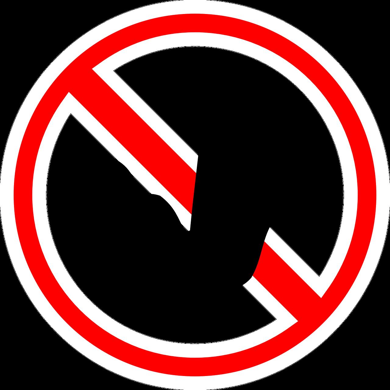 sign, stop, halt