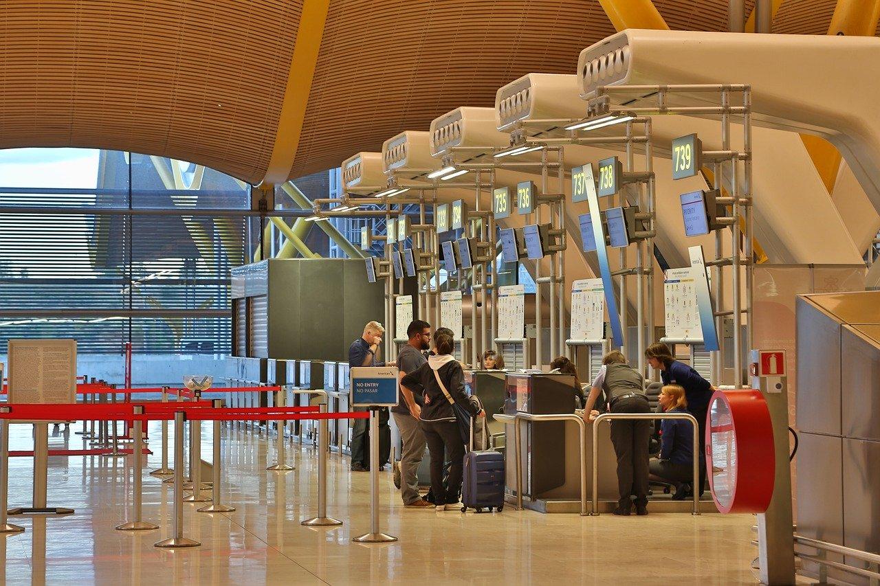 airport, tex free, madrid
