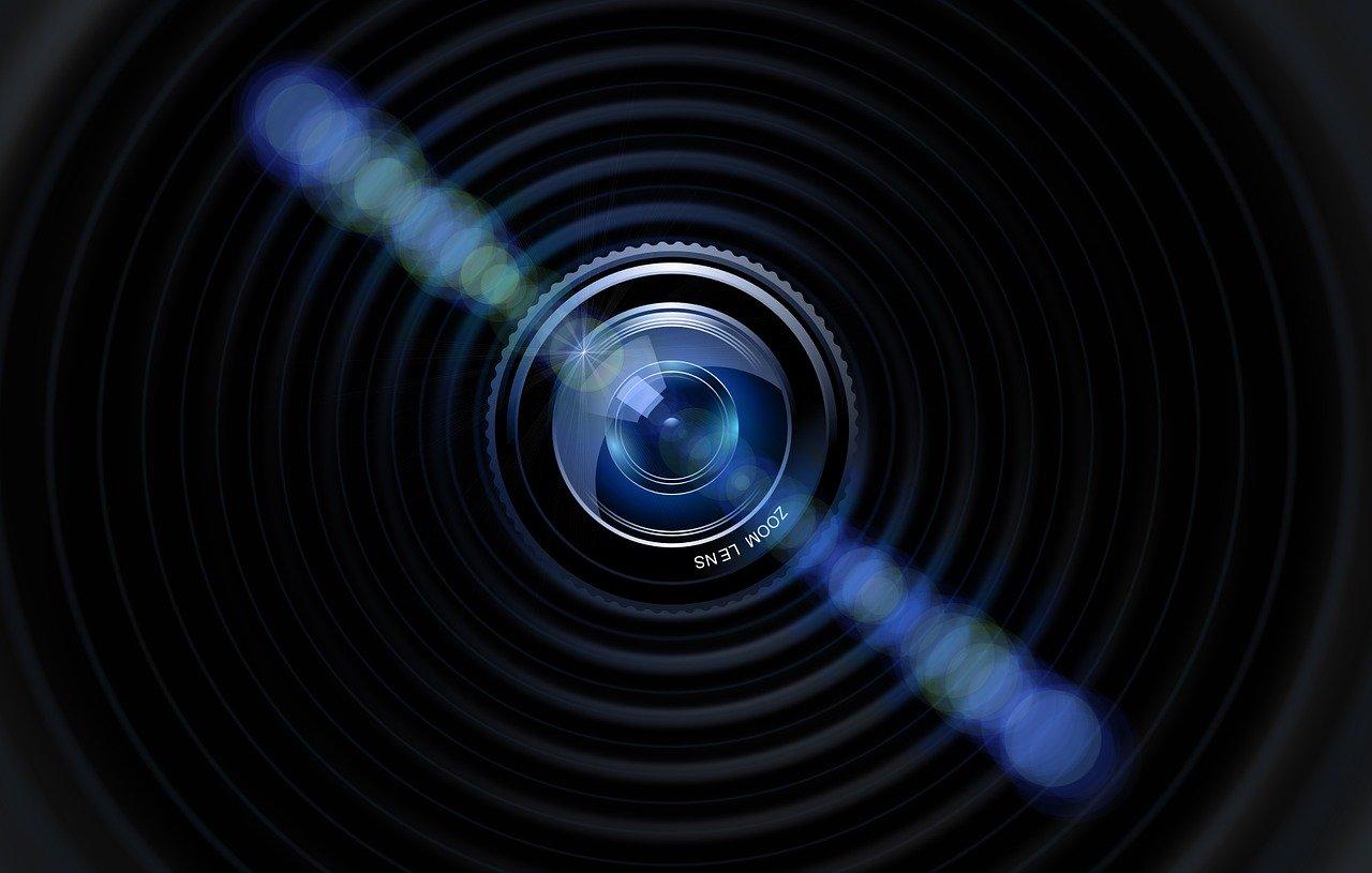 lens, camera, photographer