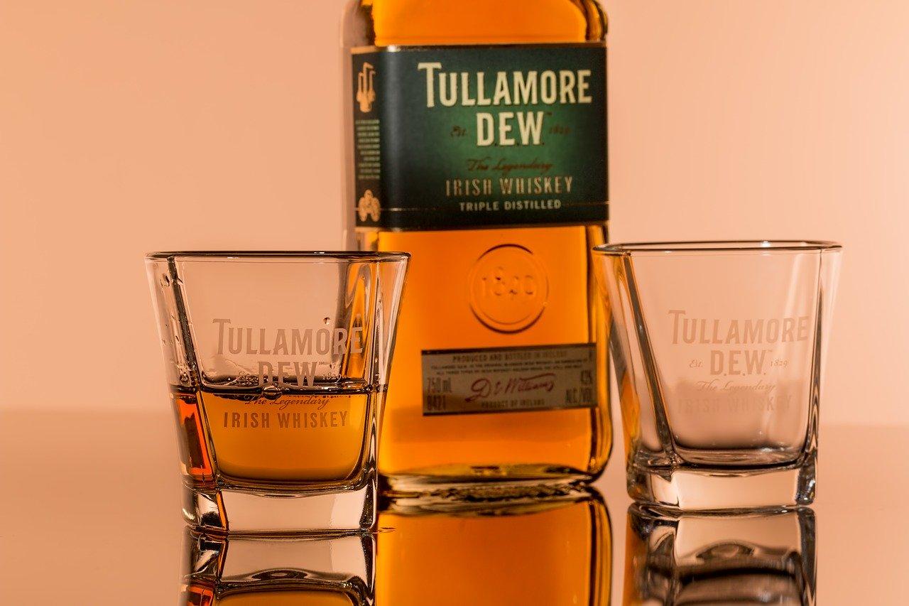 irish whiskey, alcohol, beverage