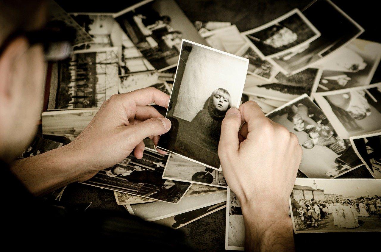photo, photographer, old