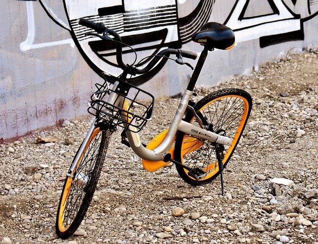 up to date, city bike, obike munich
