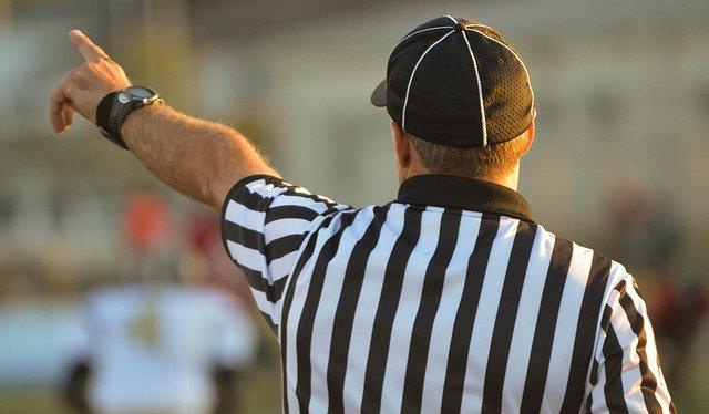 referee, sports, fair
