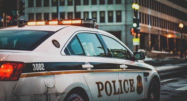 パトロールカー,警察