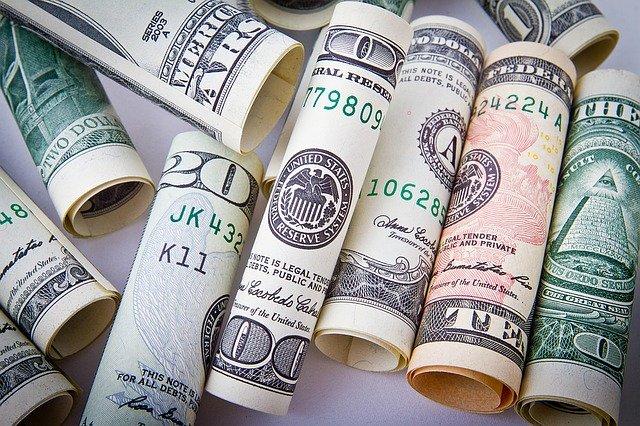 ドル、マネー