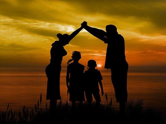 家族、子供