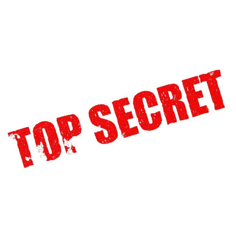 機密 機密事項 分類された