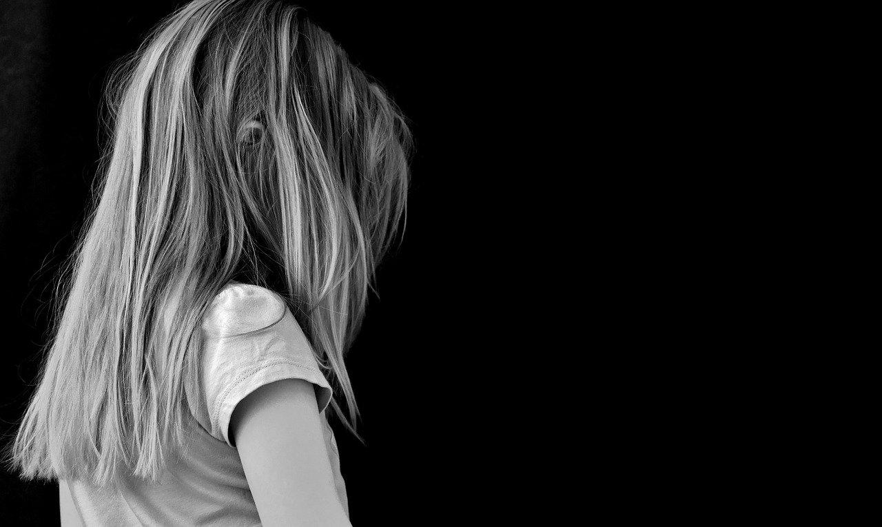 girl, sad, desperate