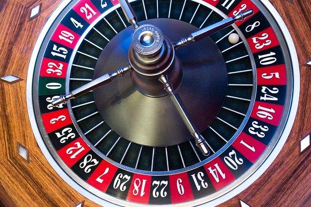 roulette, roulette wheel, ball