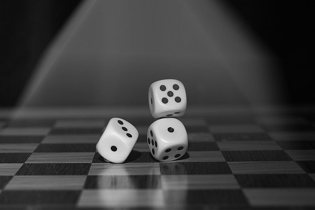 roll the dice, craps, board game