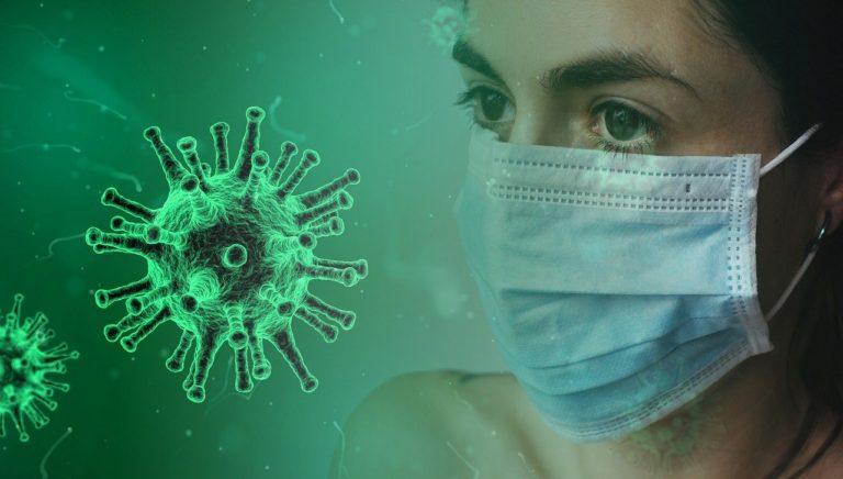 コロナウイルス ウイルス マスク