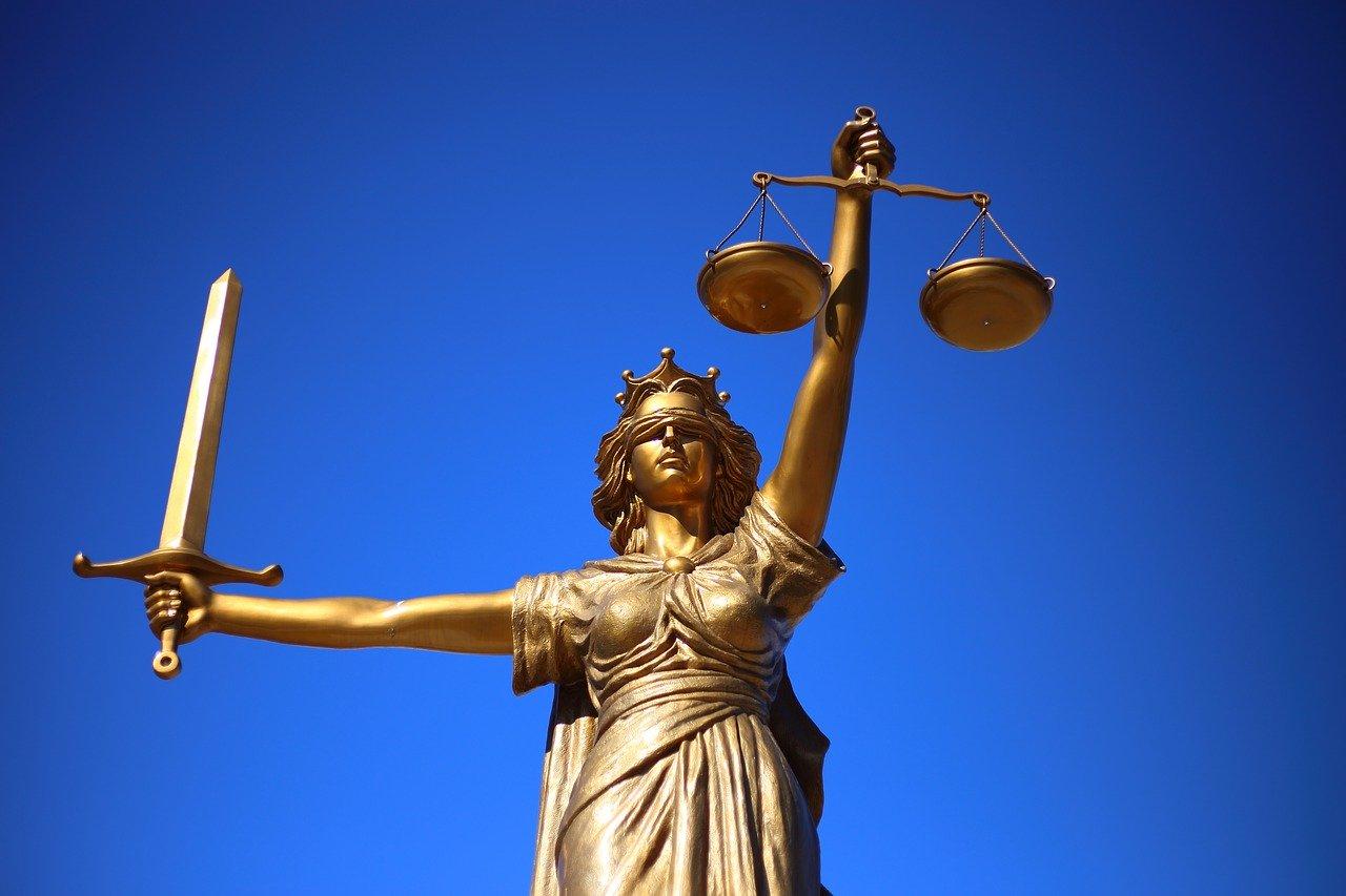 正義 立像 正義の女神