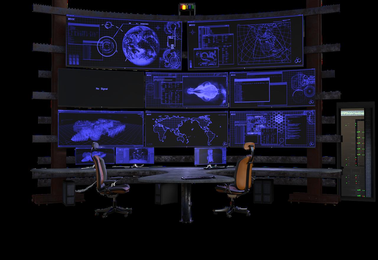 巨大なコンピューター