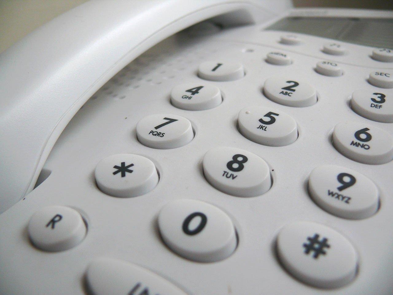 電話 固定電話