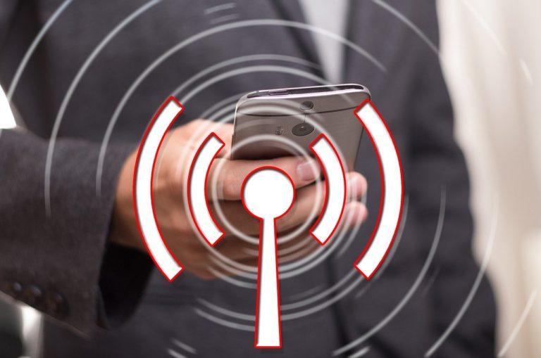 Wi-Fiとスマートフォン